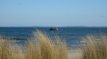 Attraktive Ausflugsziele an der Ostsee