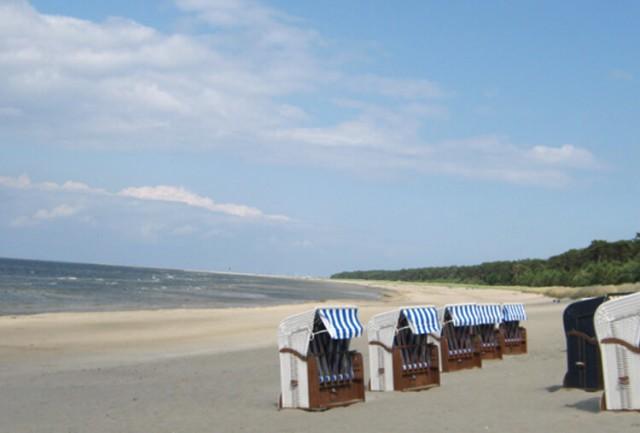 Ostsee Urlaub direkt am Strand Ferienhaus